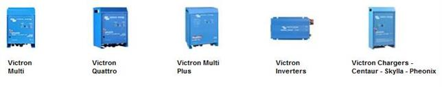 victron enery multi plus, quattro, inverter, pheonix, skylla charger, centaur battery charger