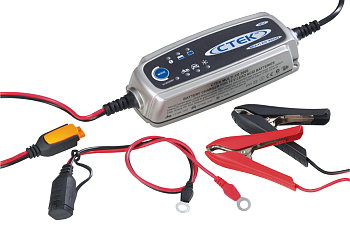 Spiksplinternieuw CTEK battery chargers for car, motorcycle, mobility, leisure and RS-29